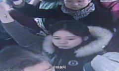 河南公交偷1.7万女子被抓