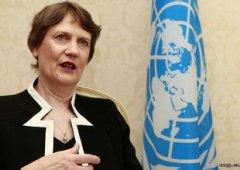 新西兰前女总理克拉克宣