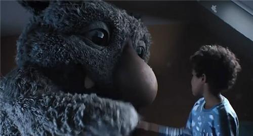 2017年英国百货John Lewis最新圣诞广告 床下小怪兽
