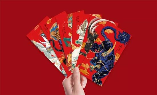 小米、GUCCI、miumiu...这些红包设计美炸了!
